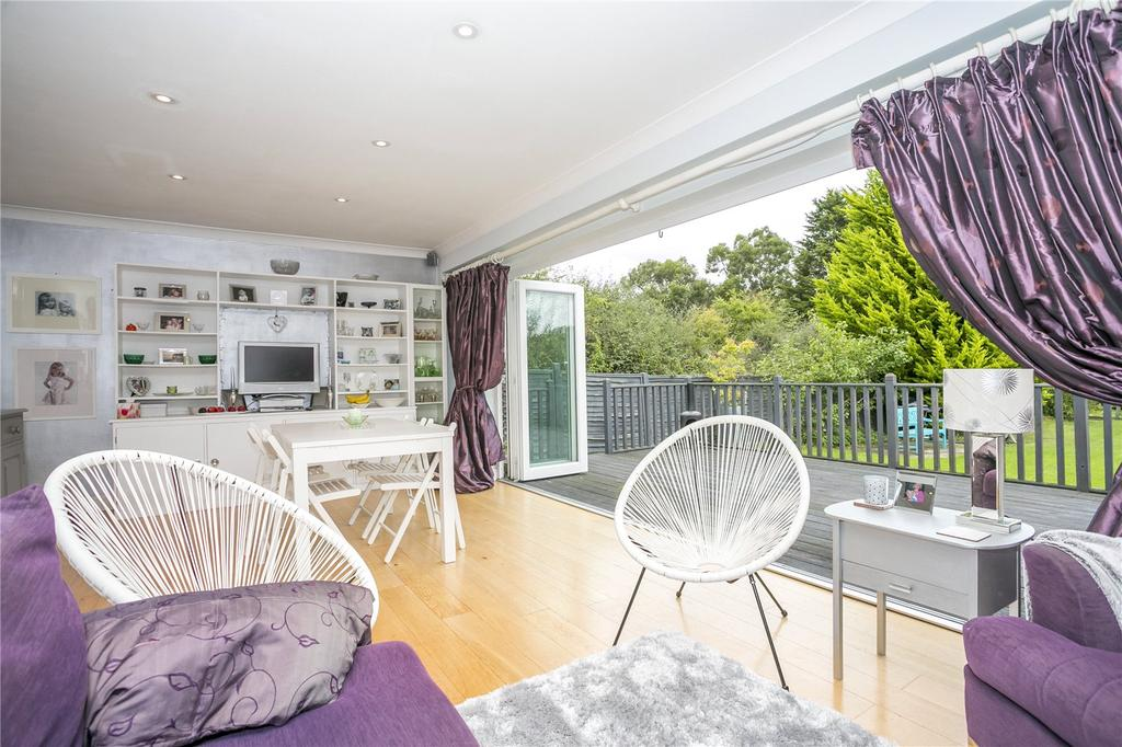 4 Bedrooms Detached House for sale in Scabharbour Road, Weald, Sevenoaks, Kent