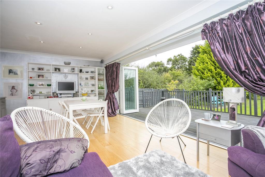 4 Bedrooms Detached House for sale in Scabharbour Road, Weald, Sevenoaks, Kent