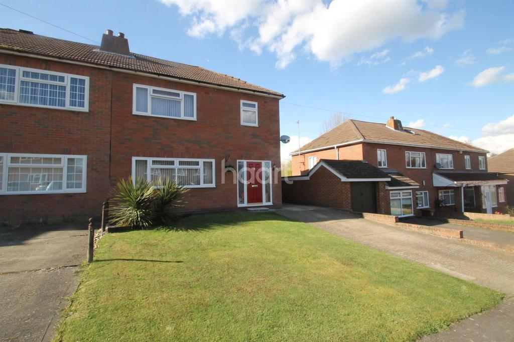 3 Bedrooms Semi Detached House for sale in Leybourne Road, Strood, ME2