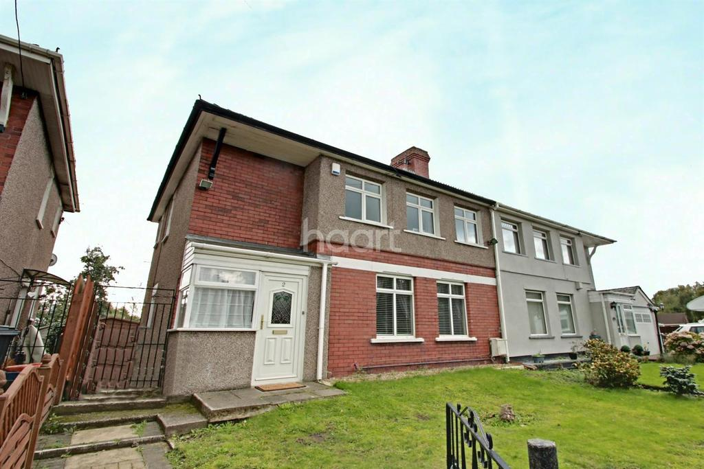 3 Bedrooms Semi Detached House for sale in Spytty lane, Newport, NP19