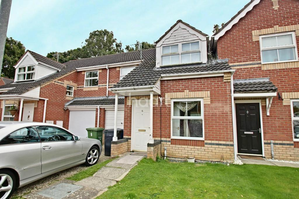 3 Bedrooms Terraced House for sale in Fox Covert, Sudbrooke, Lincoln