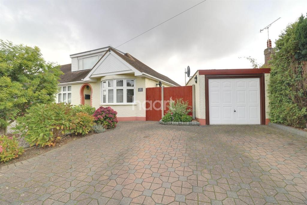 2 Bedrooms Bungalow for sale in Clyde Crescent, Rayleigh