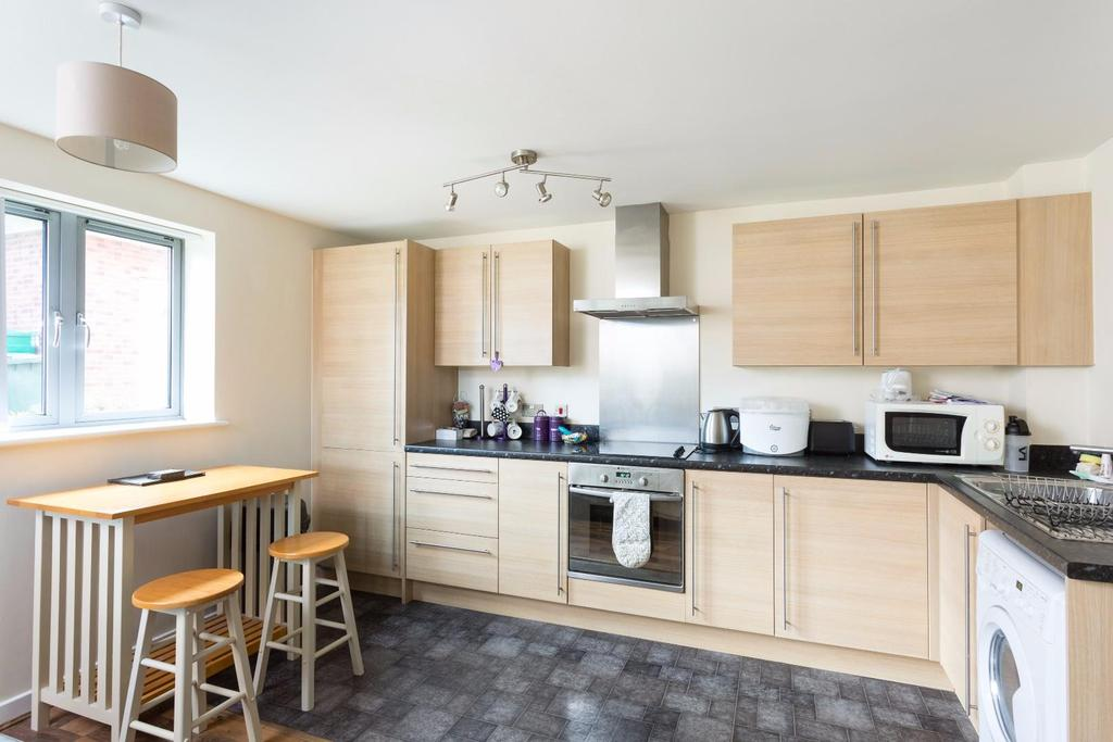2 Bedrooms Flat for sale in Ramsey House, St. Johns Walk, York