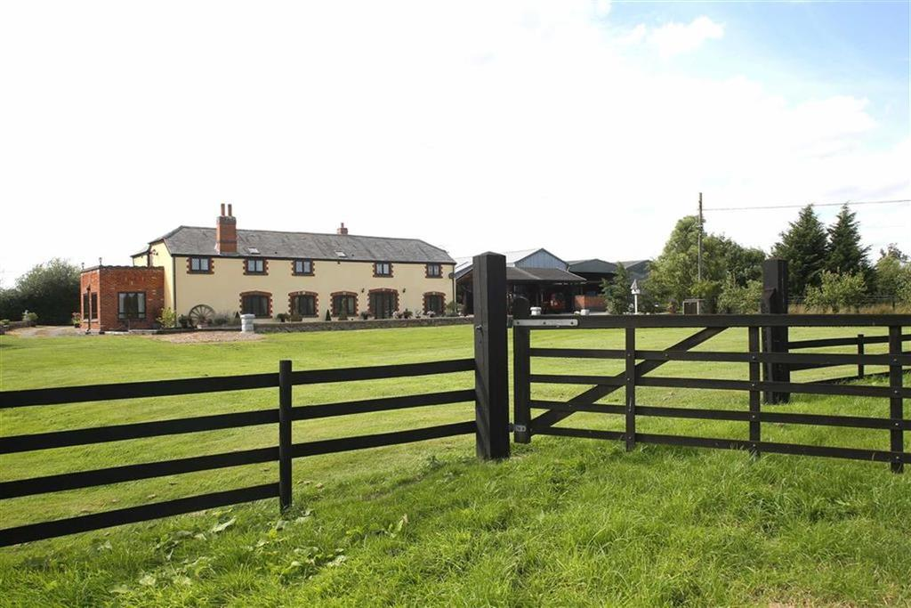 5 Bedrooms Farm House Character Property for sale in Marston Road, Croft, Leicestershire