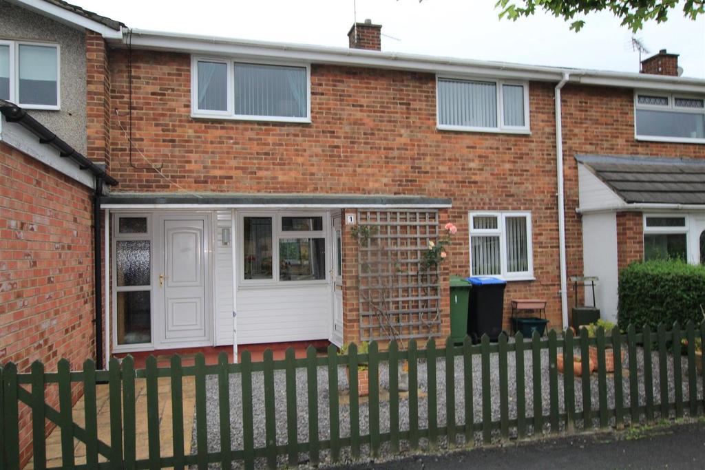 2 Bedrooms Terraced House for sale in Windlestone Walk, Newton Aycliffe