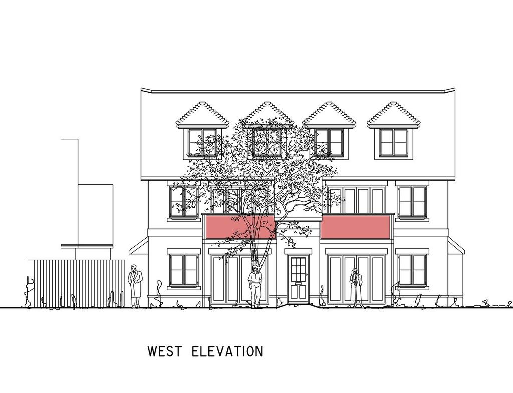 2 Bedrooms House for sale in Land to rear of Prospect House, Beaconsfield Road, Farnham Common, SL2