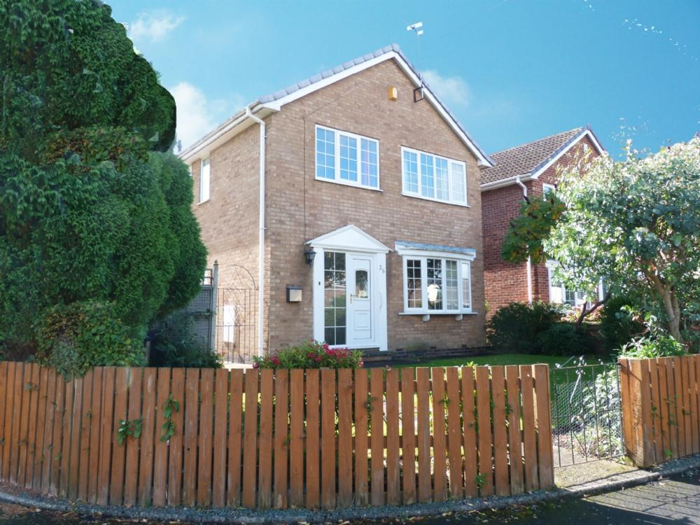 4 Bedrooms Detached House for sale in 26 Carr Close, Ripon HG4 2LU