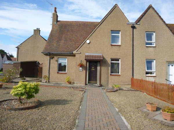 3 Bedrooms Semi-detached Villa House for sale in 16 Duncan Drive, Irvine, KA12 0HY