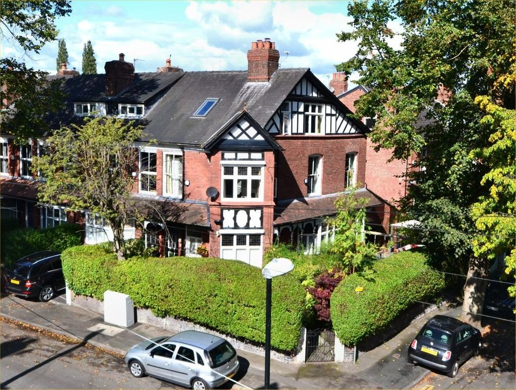 5 Bedrooms End Of Terrace House for sale in Ivy Bank, Bamford Road, Didsbury