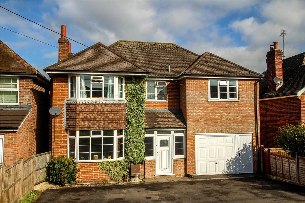 5 Bedrooms Detached House for sale in West Coker Road, Yeovil, Somerset, BA20