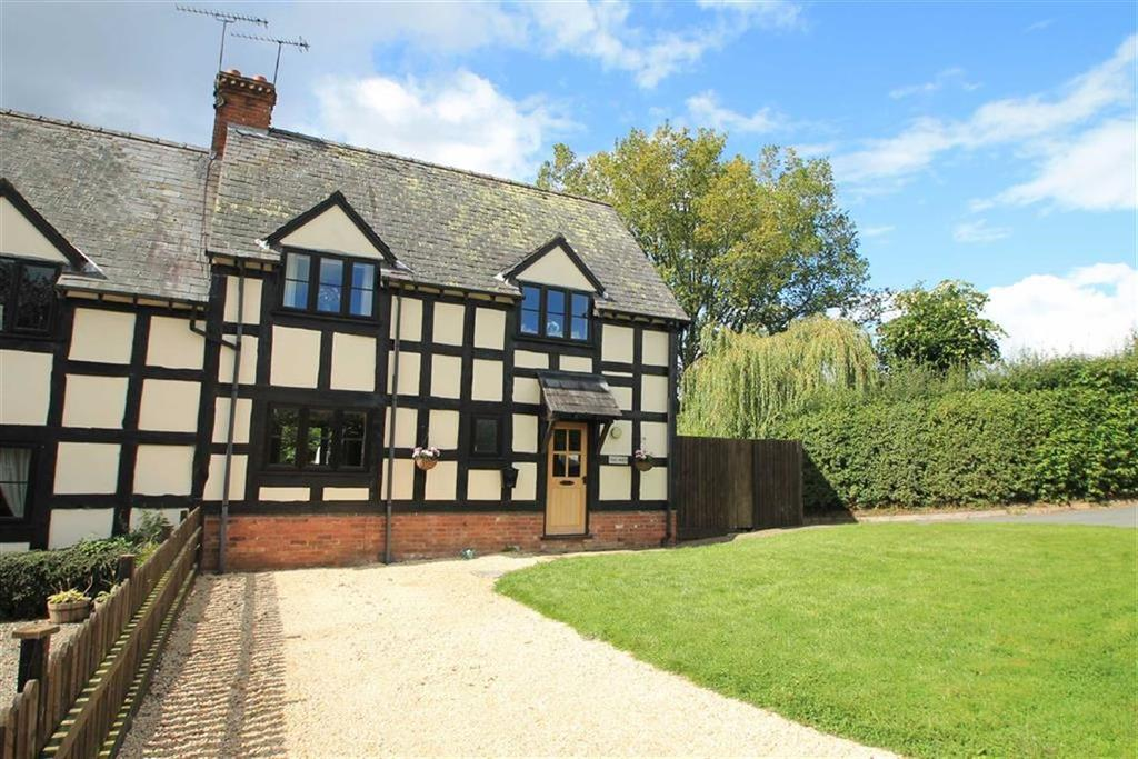 3 Bedrooms Semi Detached House for sale in Caynham Court, Caynham, Ludlow