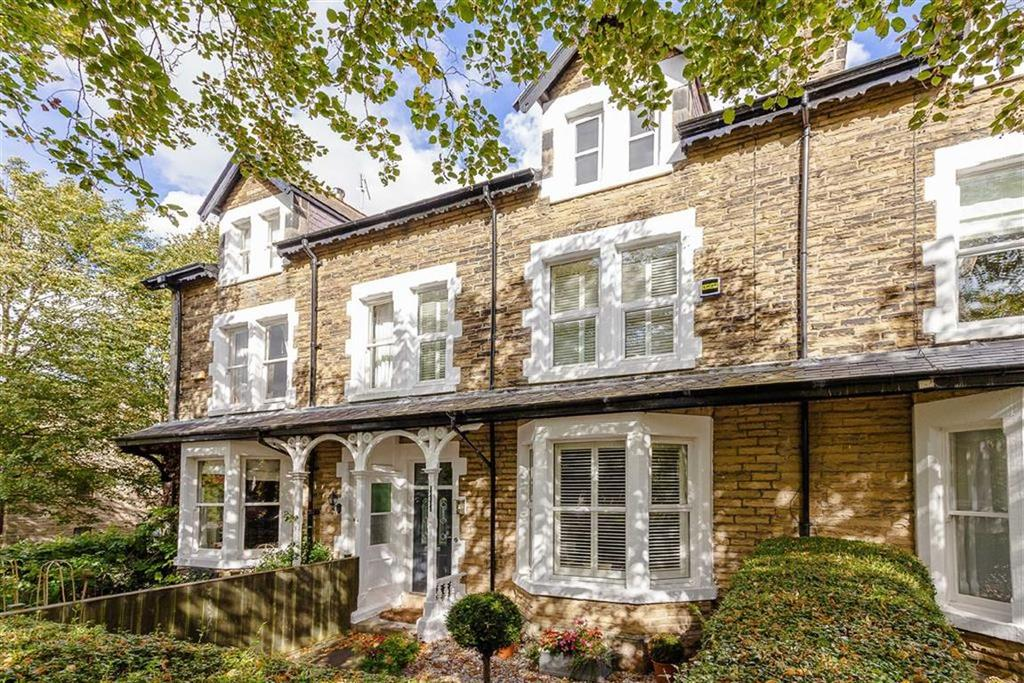 5 Bedrooms Terraced House for sale in West End Avenue, Harrogate, North Yorkshire