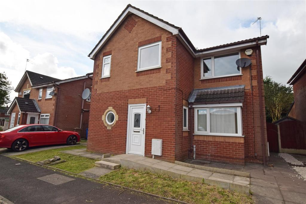 3 Bedrooms Semi Detached House for sale in Great Heaton Close, Rhodes, Middleton