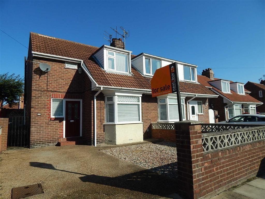 2 Bedrooms Semi Detached House for sale in Edendale Avenue, Walker, Newcastle Upon Tyne, NE6