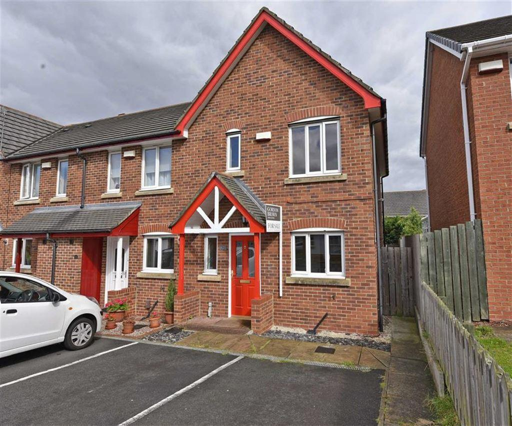 3 Bedrooms Terraced House for sale in Wardley