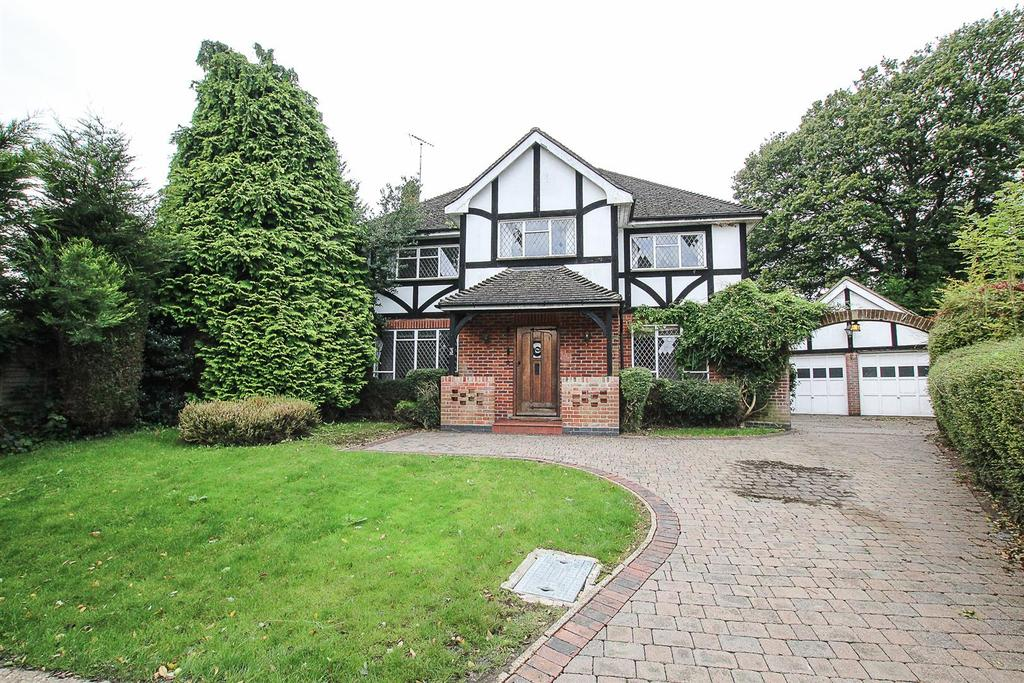 4 Bedrooms Detached House for sale in The Birches, Brentwood