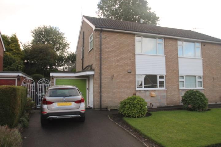 3 Bedrooms Semi Detached House for sale in Alpine Drive, Netherton, DY2