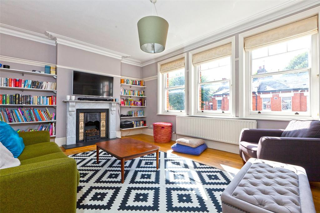 4 Bedrooms Maisonette Flat for sale in Langdon Park Road, Highgate, London, N6