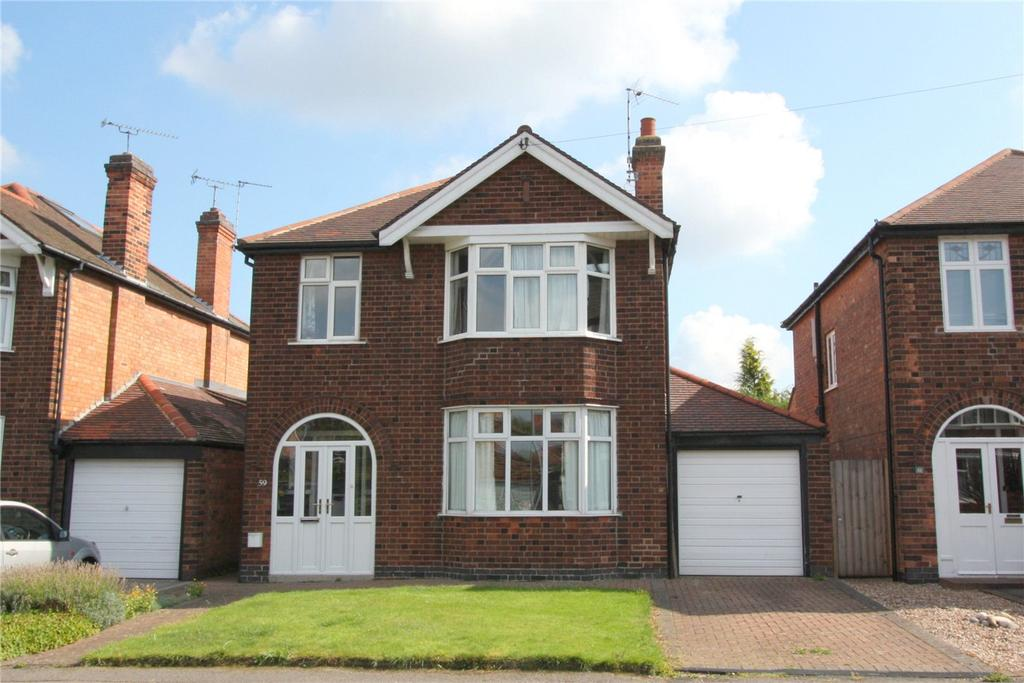 3 Bedrooms House for sale in Cambridge Road, West Bridgford, Nottingham, NG2