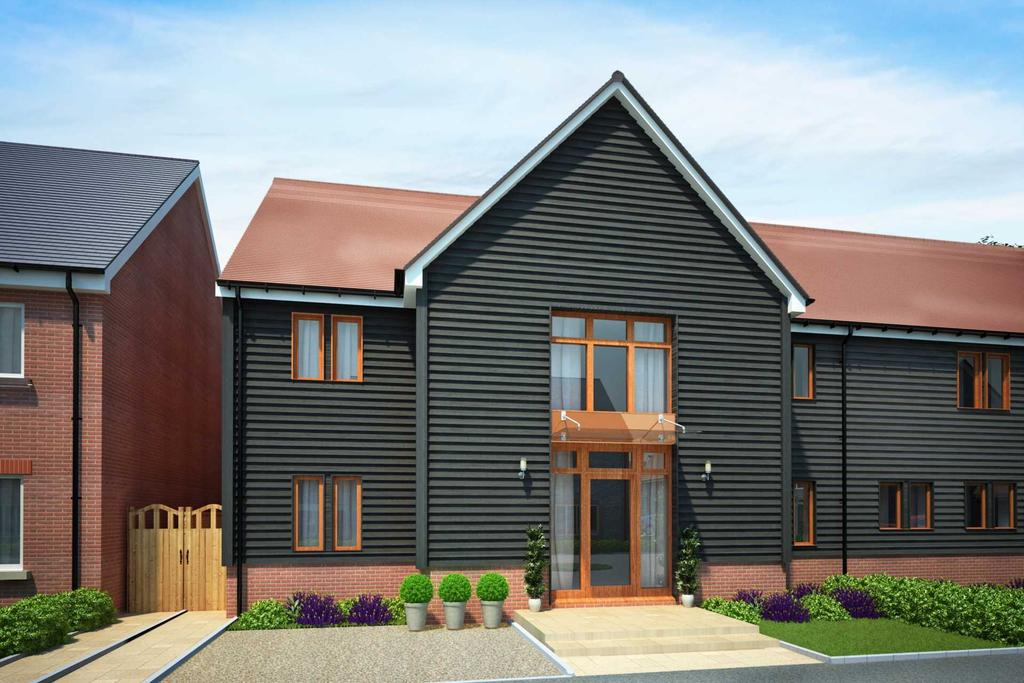 4 Bedrooms Semi Detached House for sale in Lendon Grove, Gubblecote, Near Tring