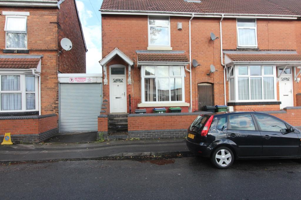 3 Bedrooms Terraced House for sale in Grange Road, Smethwick B66