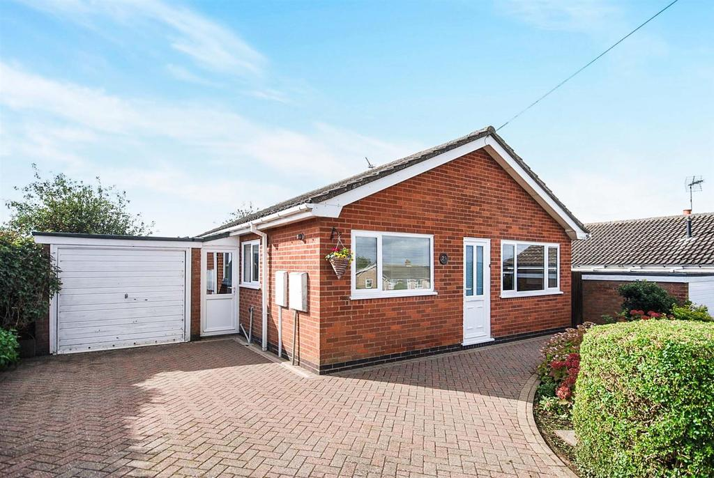 2 Bedrooms Detached Bungalow for sale in Thames Drive, Melton Mowbray