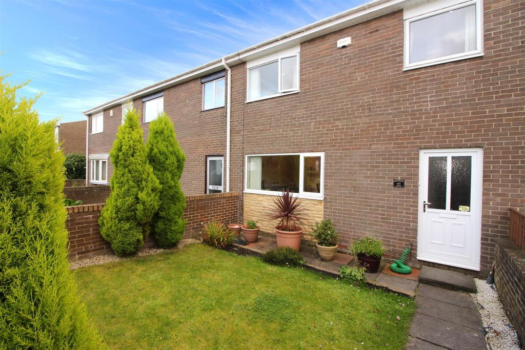 3 Bedrooms Terraced House for sale in Broomlee Road, Newcastle Upon Tyne