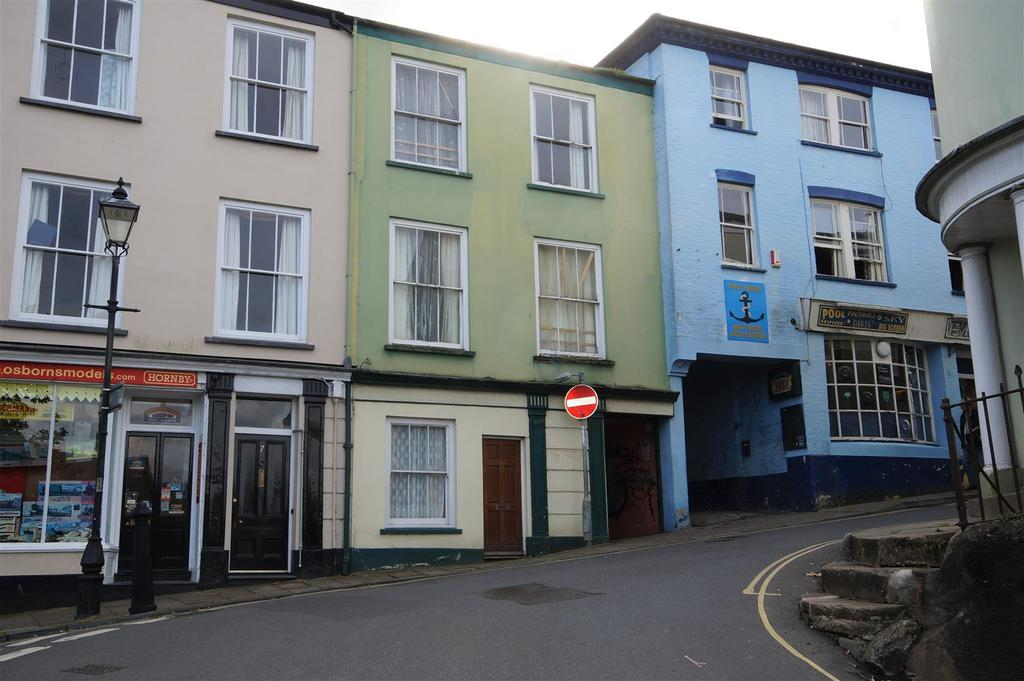 3 Bedrooms Apartment Flat for sale in Honestone Street, Bideford