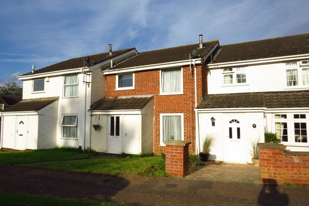 3 Bedrooms Terraced House for sale in Mortar Pit Road, Rectory Farm, Northampton, NN3