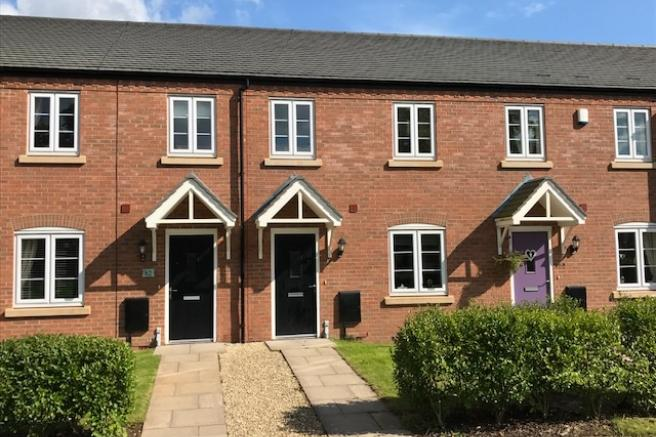 3 Bedrooms Terraced House for sale in Ferridays Fields, Woodside, Telford, TF7 5GJ