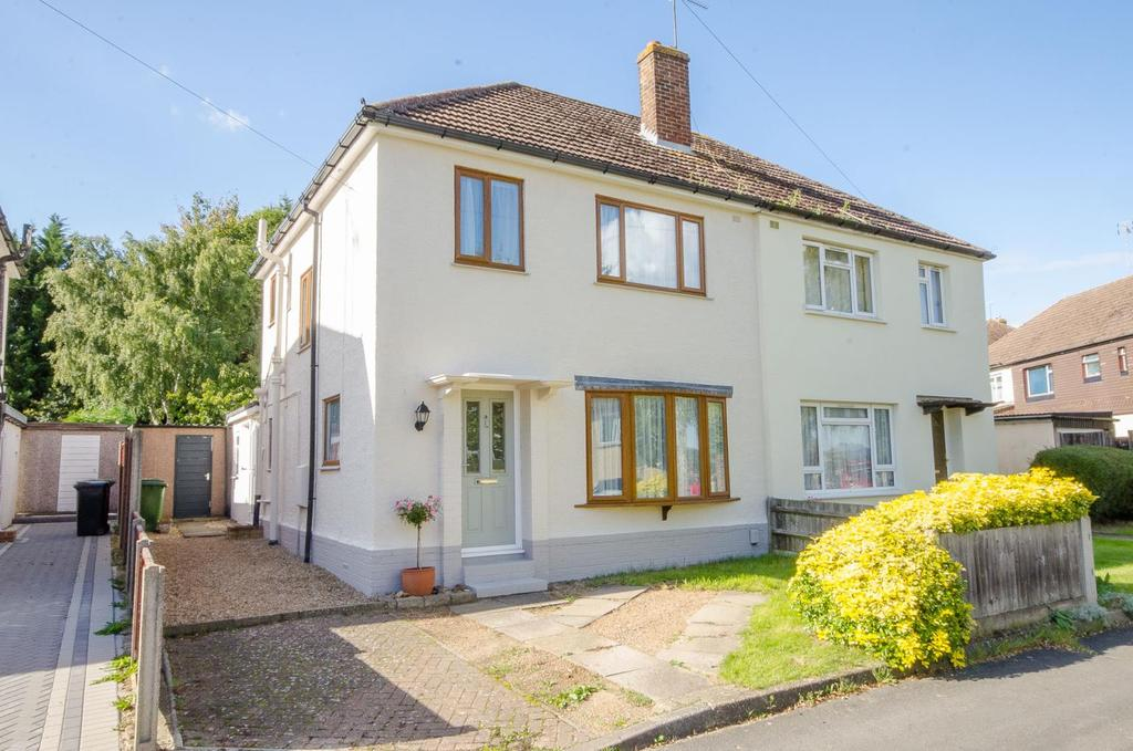 3 Bedrooms Semi Detached House for sale in Pitt Road, Maidstone, Kent