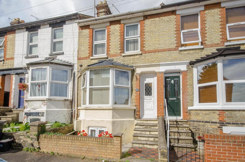 2 Bedrooms Terraced House for sale in Evelyn Road, Maidstone, Kent