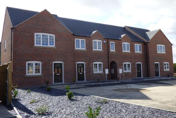 2 Bedrooms End Of Terrace House for sale in Manby Middlegate, Grimoldby, Louth, LN11