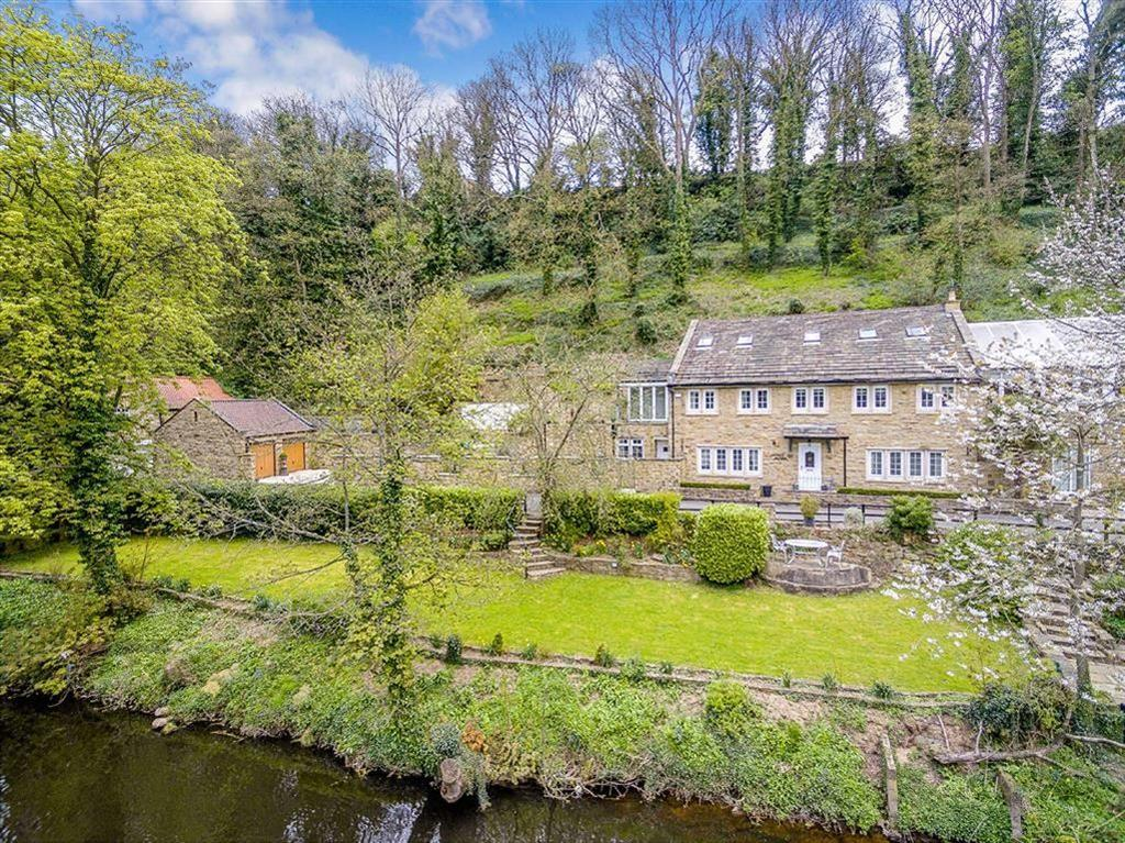 5 Bedrooms Semi Detached House for rent in Abbey Road, Knaresborough, North Yorkshire