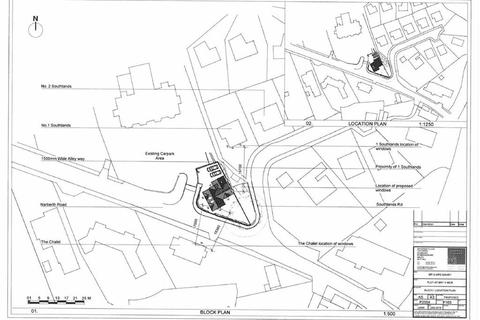 Land for sale - Building Plot  Bryn Y Mor, Narberth Road, Tenby, SA70