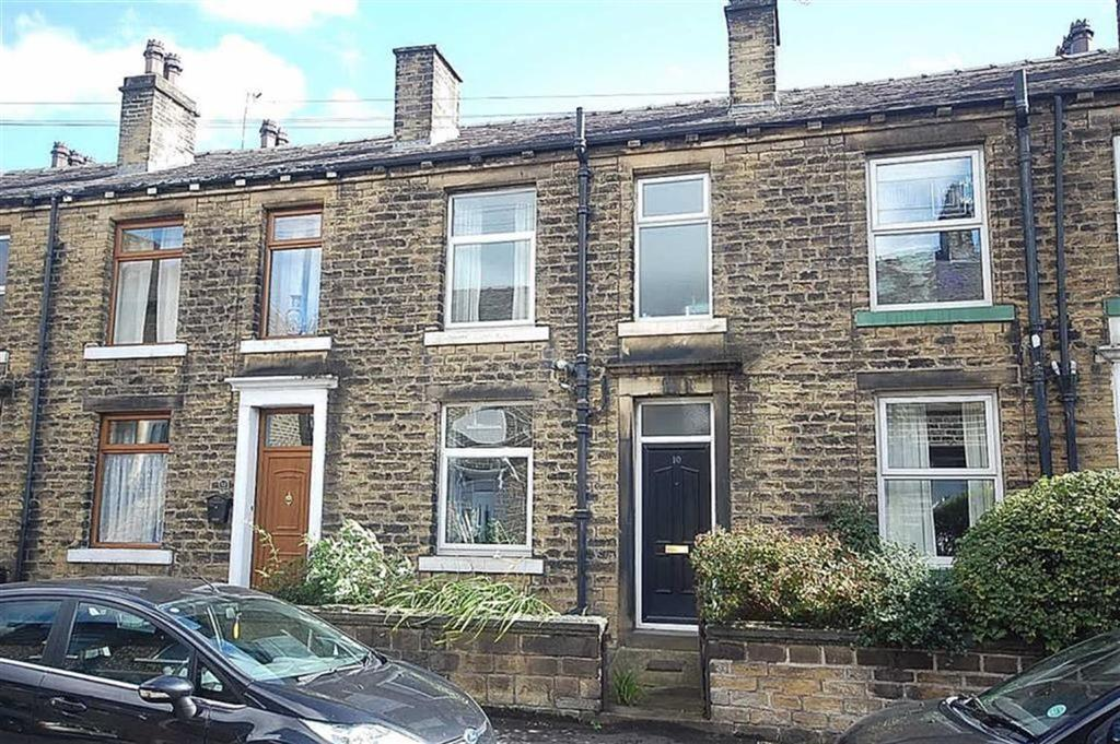 2 Bedrooms Terraced House for sale in Exeter Street, Salterhebble, Halifax, HX3