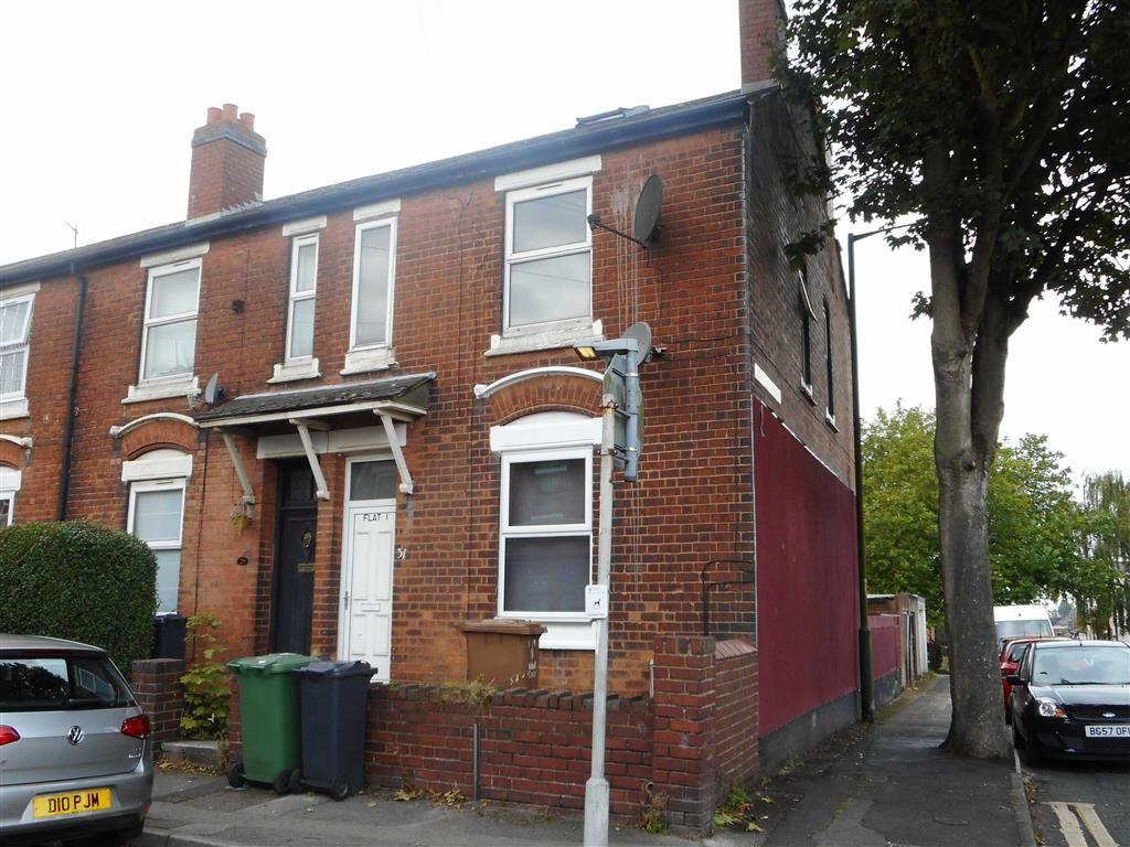 1 Bedroom Flat for sale in Charlotte Street, Walsall, West Midlands