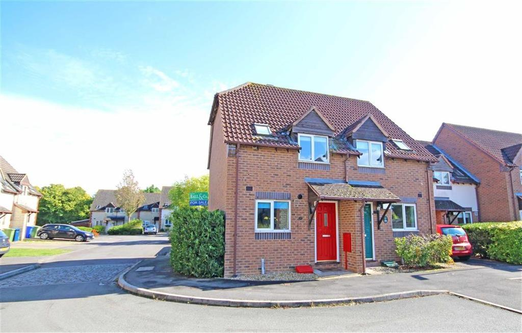 2 Bedrooms Semi Detached House for sale in Little Acorns, Bishops Cleeve, Cheltenham, GL52