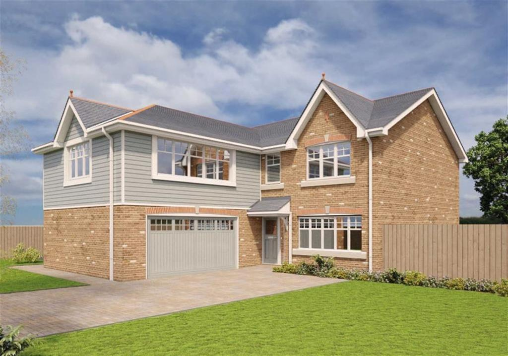 5 Bedrooms Detached House for sale in Phase 2, Ramsey, Isle of Man