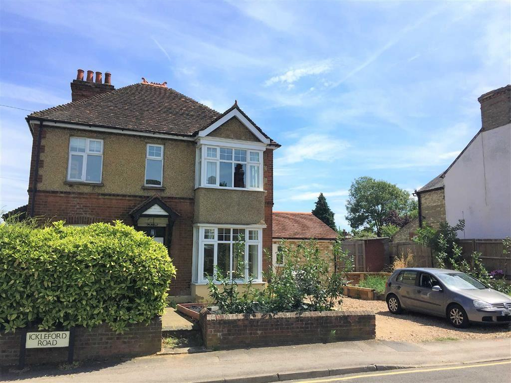 3 Bedrooms Detached House for sale in Ickleford Road, Hitchin, SG5