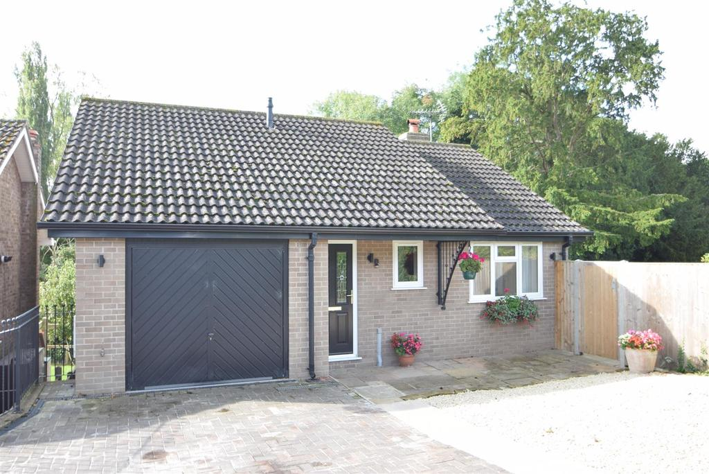 3 Bedrooms Detached House for sale in 20a Woodlands Avenue, Hanwood, Shrewsbury, SY5 8NG