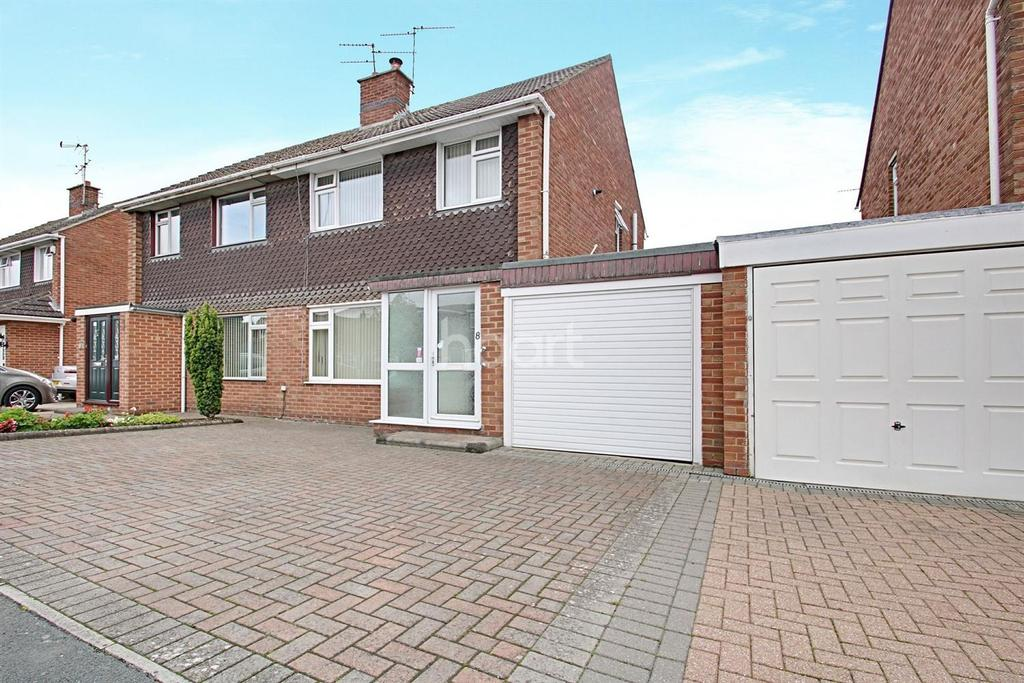 3 Bedrooms Semi Detached House for sale in Coleview