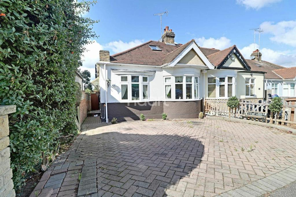 2 Bedrooms Bungalow for sale in Mansfield Hill, Chingford, E4