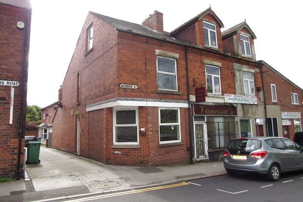 3 Bedrooms Terraced House for sale in Newark Street, Nottingham, NG2