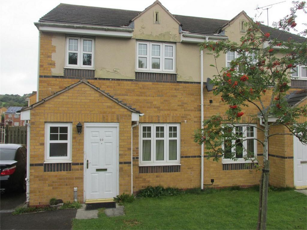 3 Bedrooms Semi Detached House for sale in Berrydale Close, Allerton, Bradford, West Yorkshire