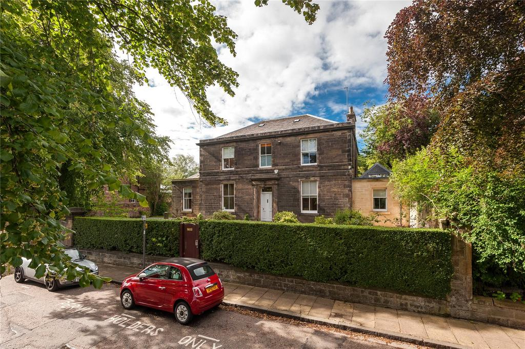 5 Bedrooms Detached House for sale in 11 Morningside Place, Morningside, Edinburgh, EH10