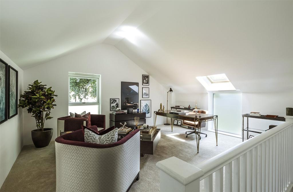 5 Bedrooms Terraced House for sale in Ashchurch Villas, Goldhawk Road, London, W12