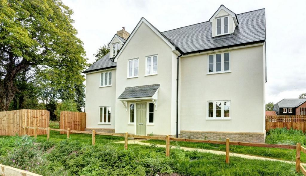 5 Bedrooms Detached House for sale in School view, Caston, Attleborough, Norfolk