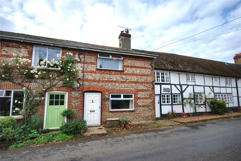 2 Bedrooms Terraced House for sale in High Street, Damerham, Fordingbridge, Hampshire, SP6