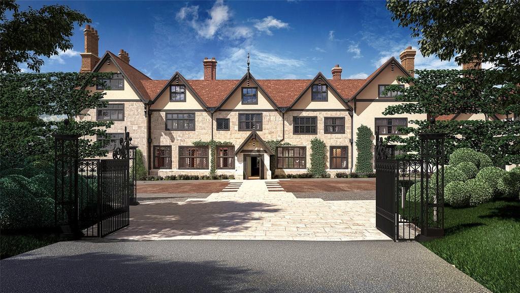 2 Bedrooms Flat for sale in Stanbridge Earls Village, Stanbridge Earls, Romsey, Hampshire, SO51
